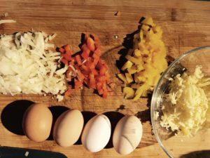 Gotowany omlet