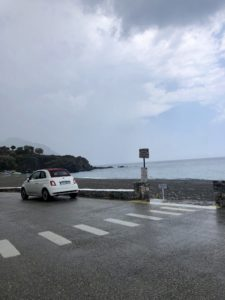 Deszczowe wybrzeże