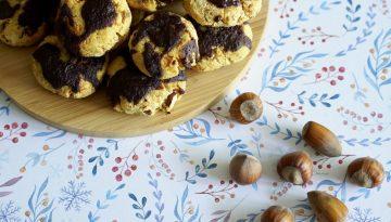 Ciasteczka z batata i marchewki