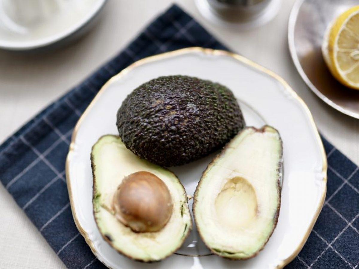 awokado – tłusty owoc