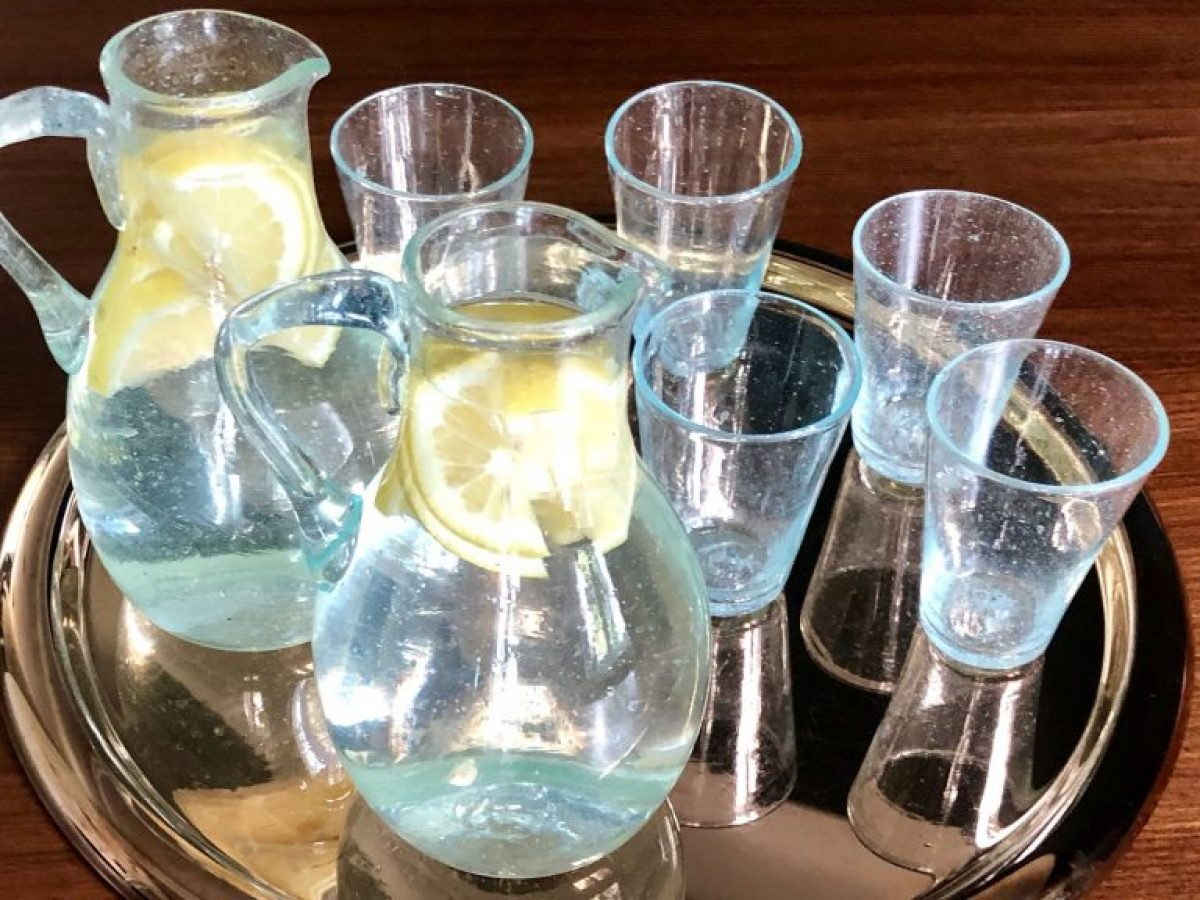 Nudna rada - pij wodę, pij wodę