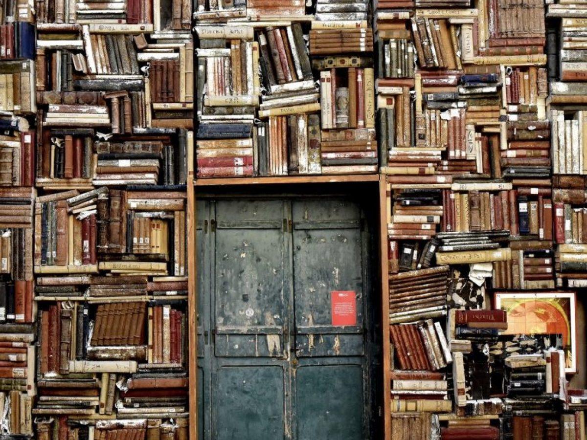 Książki w roku, książki w życiu