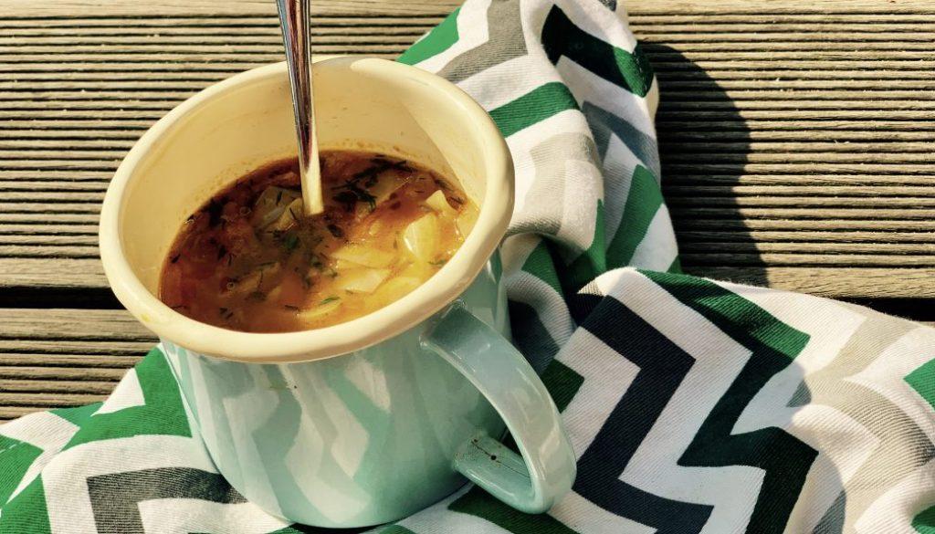 Zupa dla zdrowia jelit